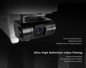 Hubsan H117S Zino Camera