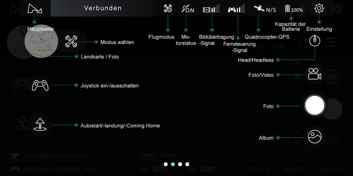 Hubsan H117S Zino Screenshot 15