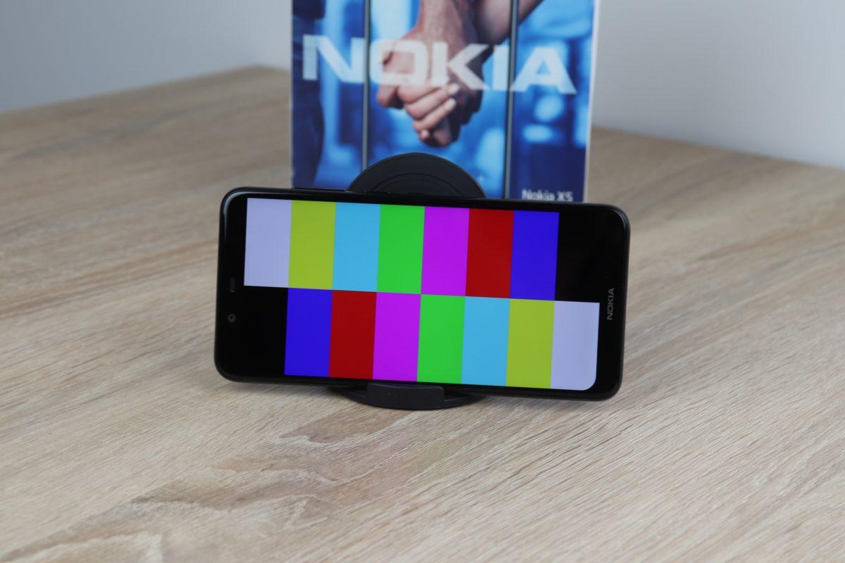 Nokia X6 Test 2