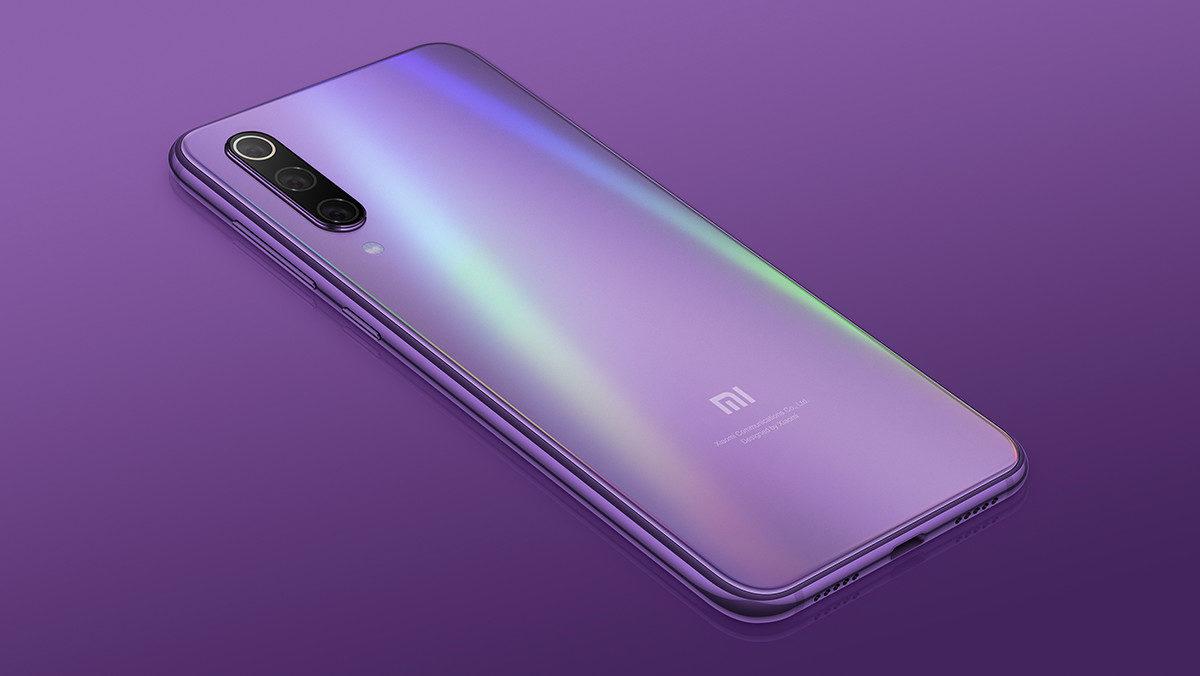 Xiaomi mi 9 se 9 lavendel
