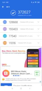 Antutu Benchmark Xiaomi Mi 9