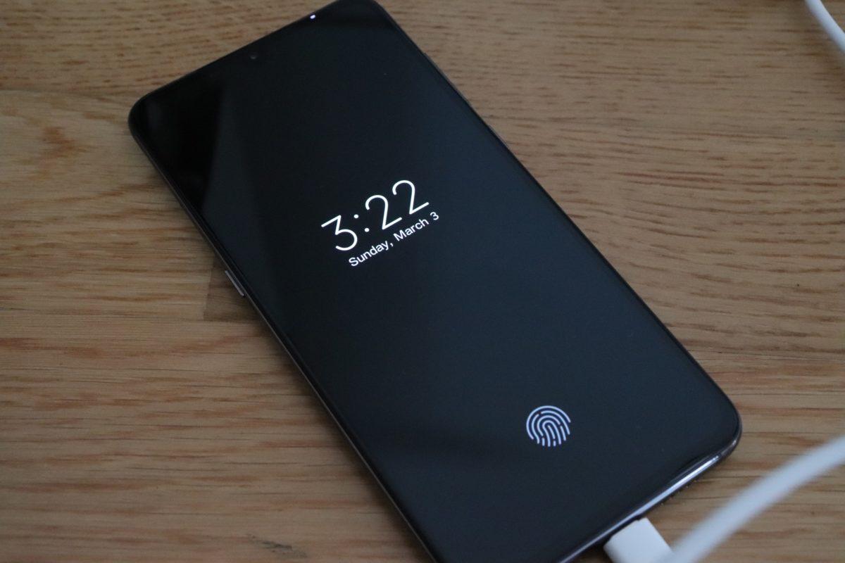 Xiaomi Mi 9 Allways On Display Benachrichtigungs LED
