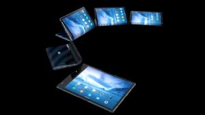 Xiaomi faltbares Smartphone Mi Flex Royole Flexpai