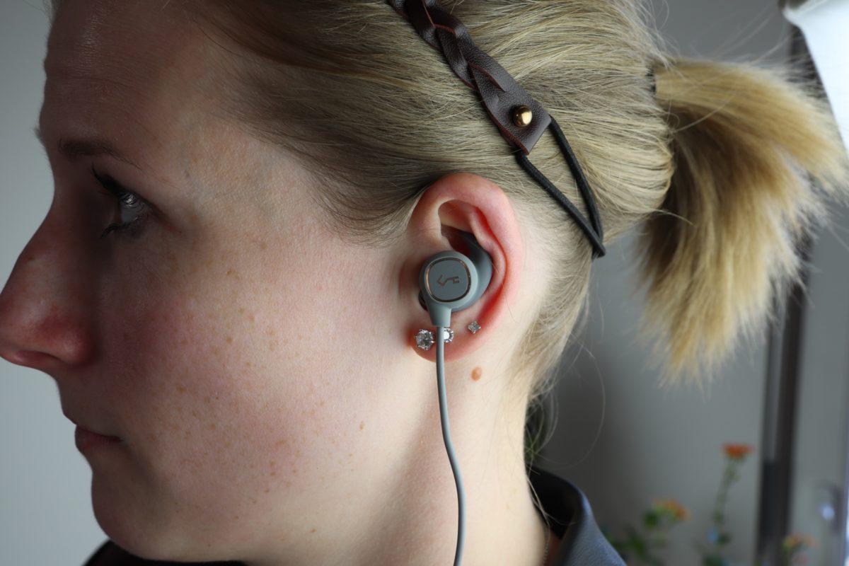 Aukey EP B60 Bluetooth Kopfhörer Ohr