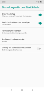 Lenovo S5 Pro Testbericht Screenshots 12
