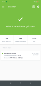 Lenovo S5 Pro Testbericht Screenshots 13