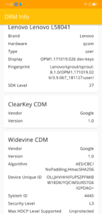 Lenovo S5 Pro Testbericht Screenshots 2