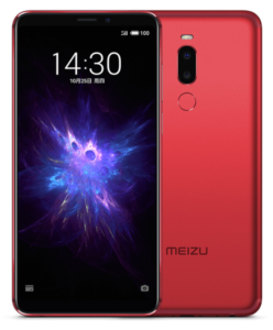 Meizu Note 8 Test