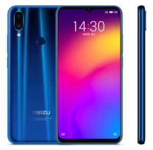 Meizu Note 9 Blau