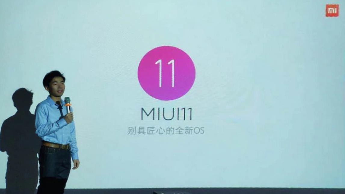 MIUI 11 Geplante Smartphones
