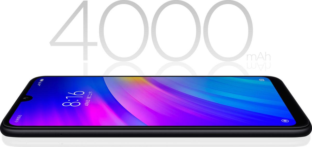 Xiaomi Redmi 7 4000 mAh Akku