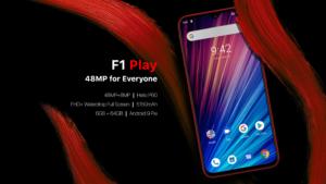 Umidigi F1 Play 48MP 4