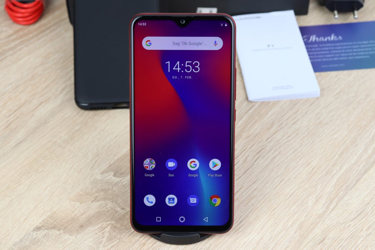 Umidigi F1 Display 4