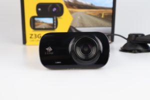Z Edge Z3G Dashcam Design Verarbeitung 4