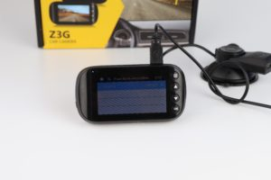 Z Edge Z3G Dashcam Funktionen Menü 6