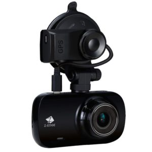 Z Edge Z3G GPS Dashcam