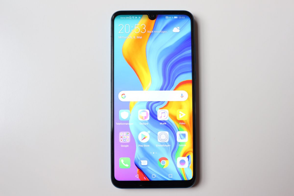 Huawei p30 lite display