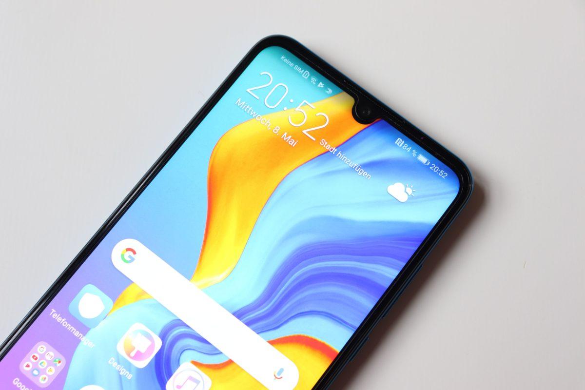 Huawei p30 lite notch