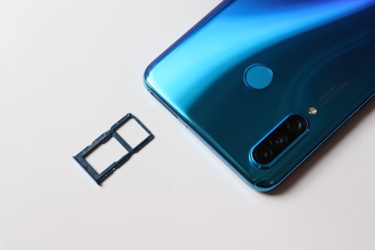 Huawei p30 lite simslot