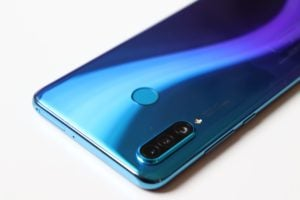 Huawei p30 lite triple camera