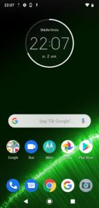 Motorola moto g7 plus android91