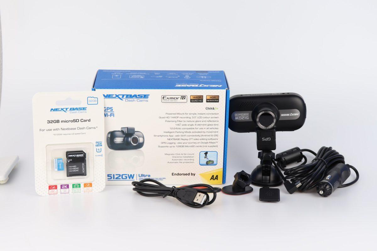 Nextbase 512GW Dashcam 2