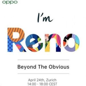 Oppo Reno News 11