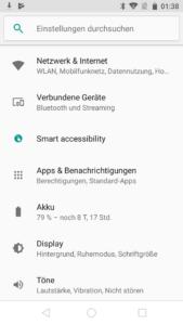 Oukitel U25 Pro Screenshot 3