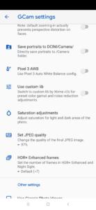 Redmi Note7 Pro GCam App Installation 4