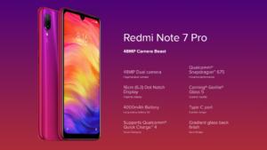 Redmi Note 7 Pro Sample 1