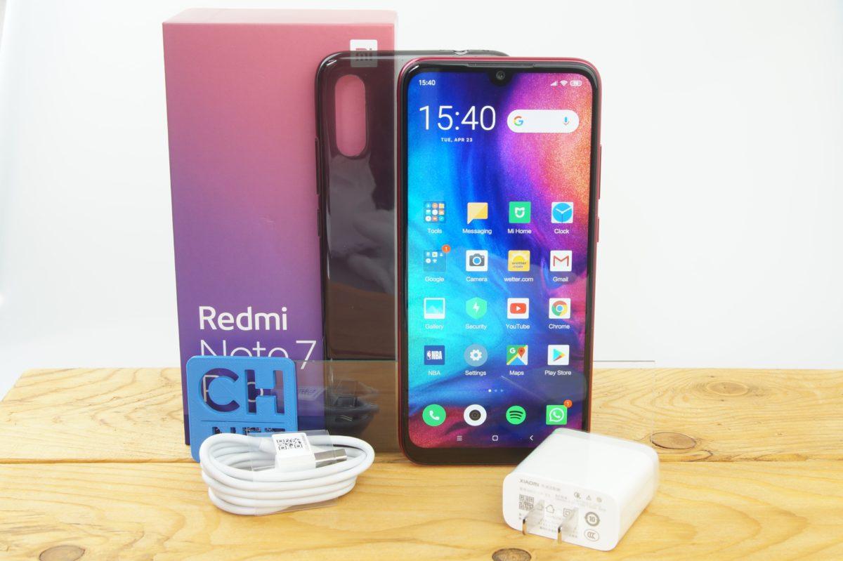 Redmi Note 7 Pro Testbericht Produktbilder 3