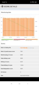 Redmi Note 7 Pro Testbericht Screenshot PCMark Akkubenchmark 1