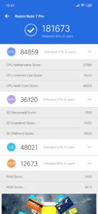 Redmi Note 7 Pro Testbericht Screenshots 2