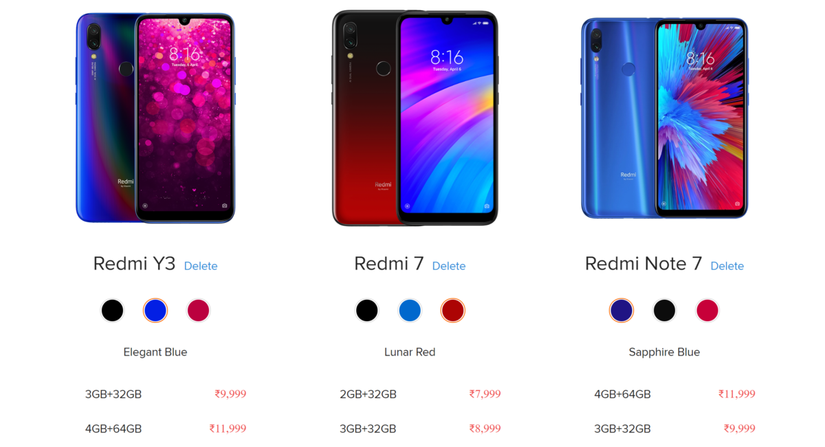 Redmi Y3 vorgestellt 13