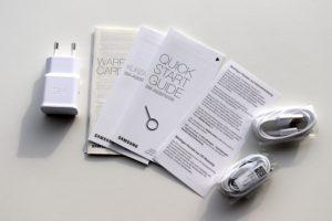 Samsung A50 lieferumfang