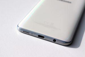 Samsung A50 usb c kopfhoerer