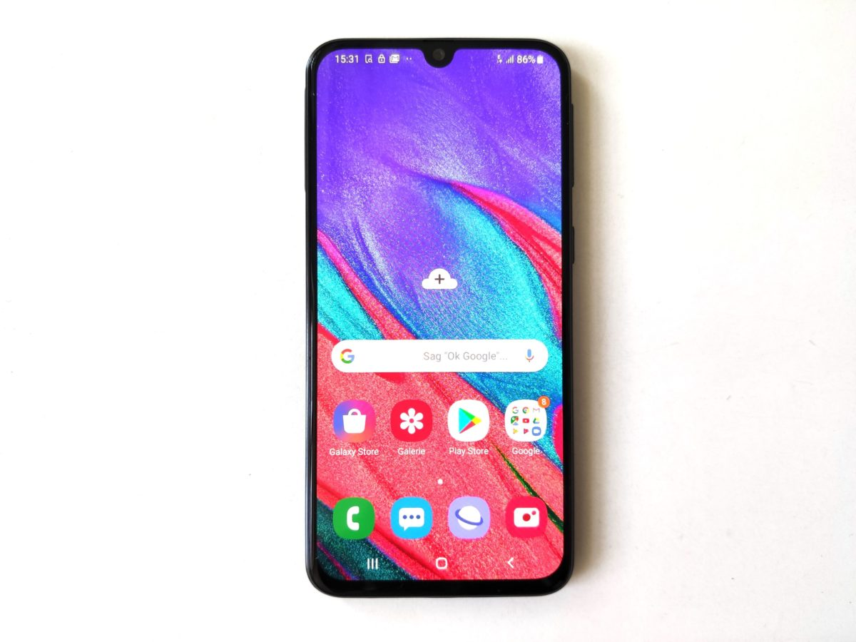 Samsung galaxy a50 Display 3