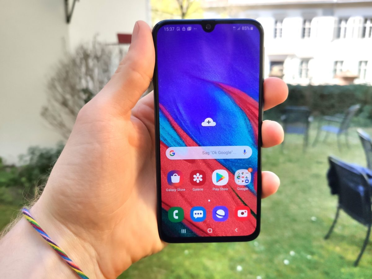 Samsung galaxy a50 Display 4