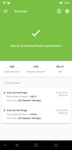 Ulefone S10 Pro MalwareBytes