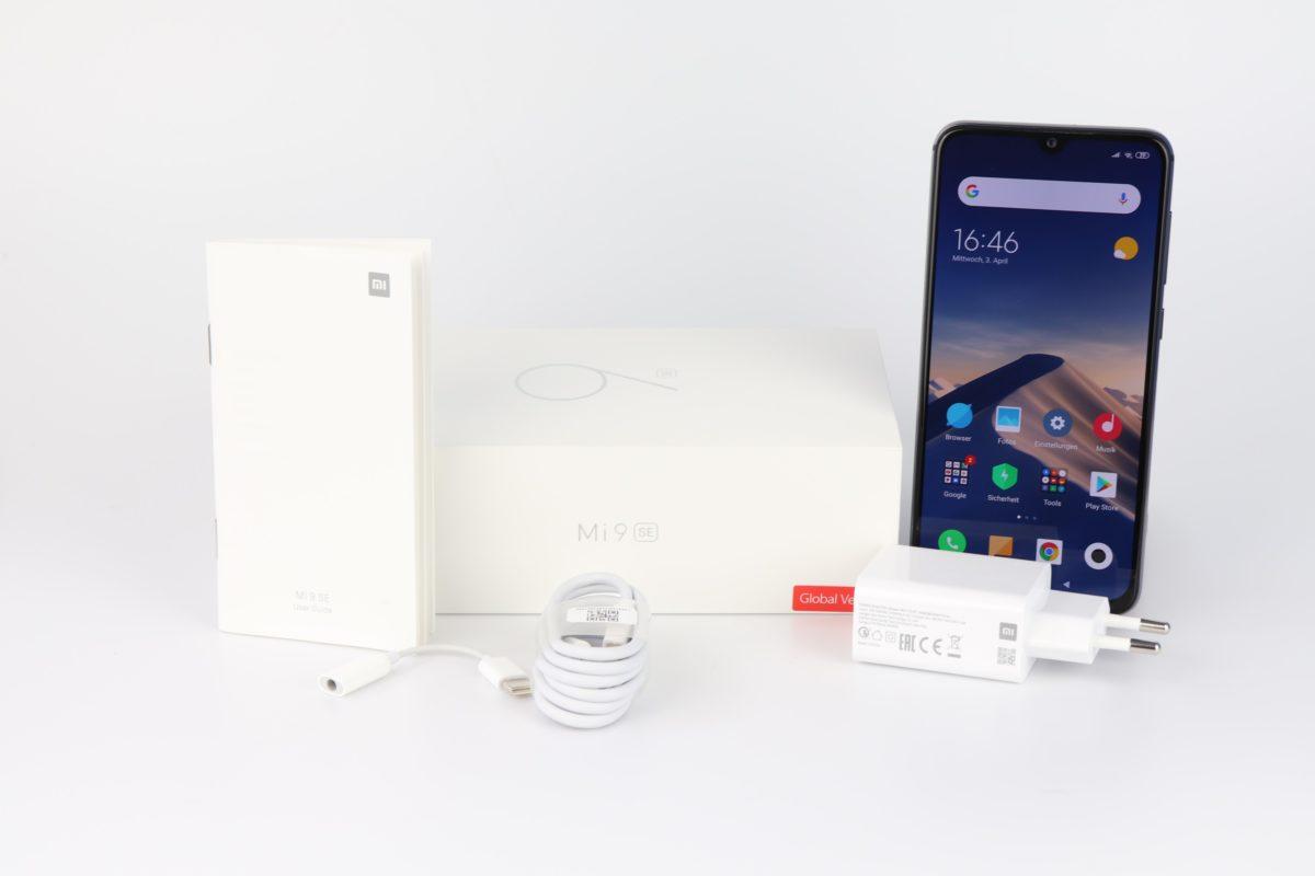 Xiaomi Mi 9 SE im Test - das kleine Gerät ist doch ganz groß!