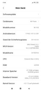 Xiaomi Mi 9 SE System 2