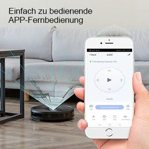 Amarey A900 Funktionen App