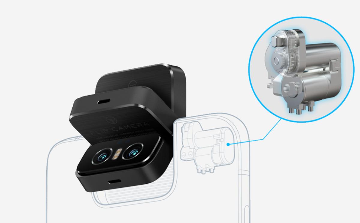 Asus Zenfone Flip Kamera