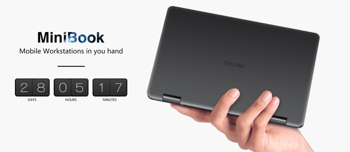 Chuwi Minibook News 2