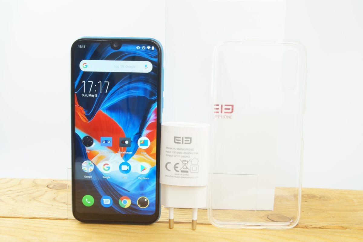 Elephone A6 Mini Testbericht Produktfotos 8