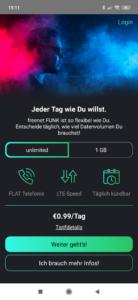Freenet Funk App App