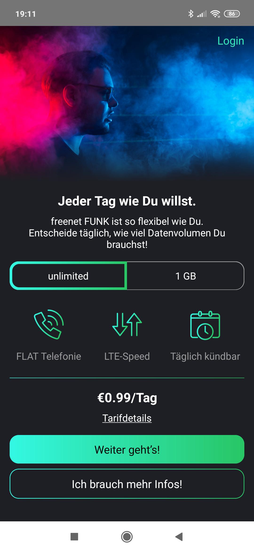 Freenet Funk - Die erste, günstige LTE-Flatrate ist da!