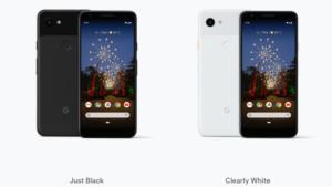 Google Pixel 3a Pixel 3a XL Mi9 Vergleich 3