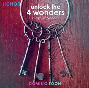 Honor 20 Honor 20 Pro 3