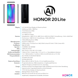 Honor 20 Lite 1